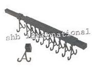 Adjustable Cleaning Rack 12 Hooks