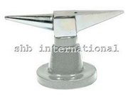 Horn Anvil With Round Base