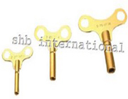 Clock Key Brass