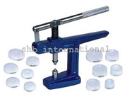 Glass Fitting Tool With 12 Nylon Dies