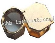 Hexagonal Jewellers Eye Loupe