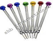 Screwdrivers Reversible Blade Set Of 7