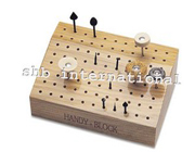 Wooden Handy Block With 88 Holes