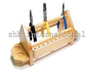 Wooden Stand For Pliers Screw Drivers